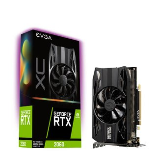 PLACA DE VIDEO EVGA RTX 2060 XC GAMING 6GB GDDR6 GEFORCE