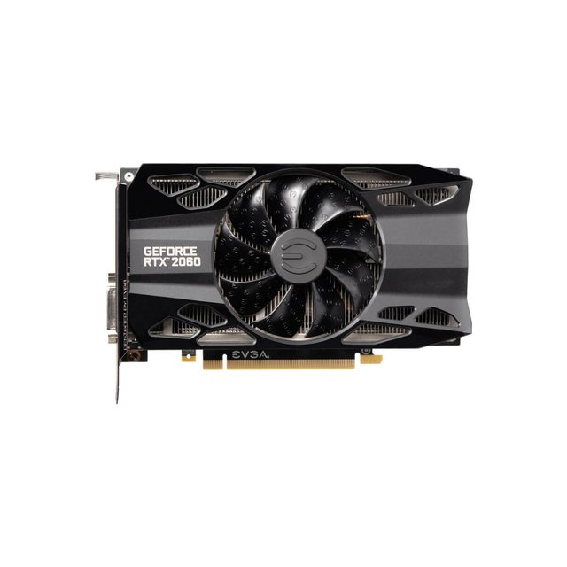 PLACA DE VIDEO EVGA RTX 2060 XC GAMING 6GB GDDR6 GEFORCE - comprar online