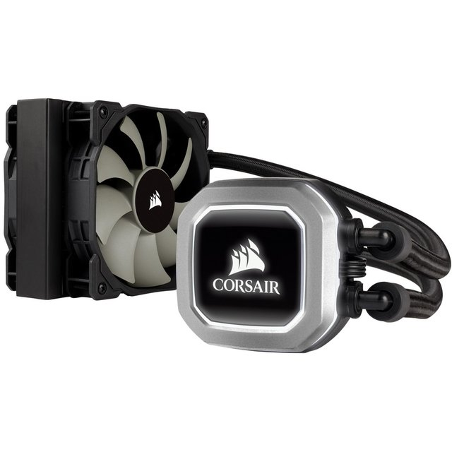 WATER COOLING CPU CORSAIR H75 HYDRO SERIES 120MM INTEL Y AMD