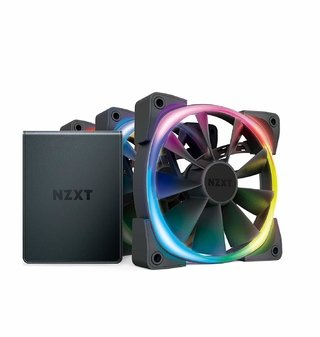 FAN COOLER NZXT AER RGB 2 TRIPLE STARTER 120MM