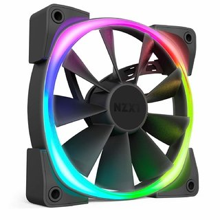FAN COOLER NZXT AER RGB 2 TRIPLE STARTER 120MM - comprar online