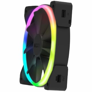 FAN COOLER NZXT AER RGB 2 TRIPLE STARTER 120MM - tienda online