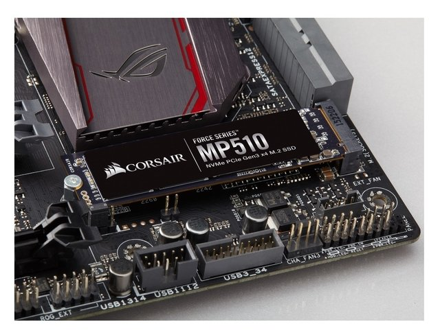 DISCO RIGIDO SSD 240GB CORSAIR FORCE MP510 M.2 2280 PCIE - tienda online