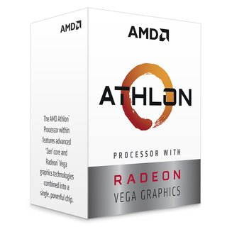 PROCESADOR AMD ATHLON 220GE 3.4GHZ AM4