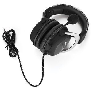 AURICULARES HYPERX CLOUD SILVER PC PS4 XBOX ONE WII CELULAR en internet