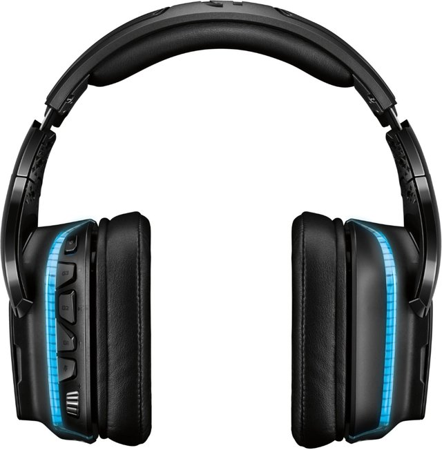AURICULARES LOGITECH G935 LIGHTSYNC WIRELESS 7.1 PC PS4 XBOX - Exxa Store