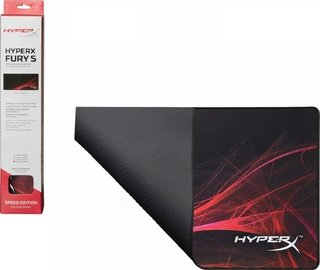MOUSE PAD HYPERX FURY S PRO GAMING SPECIAL EDIT XL 900X420MM - tienda online