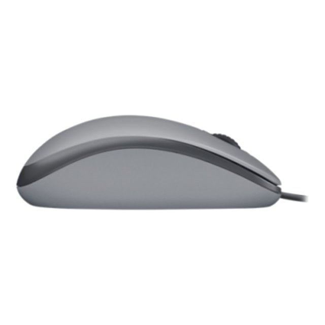 MOUSE LOGITECH M110 SILENT GRAY 1000 DPI WIRED 910-005494 - Exxa Store