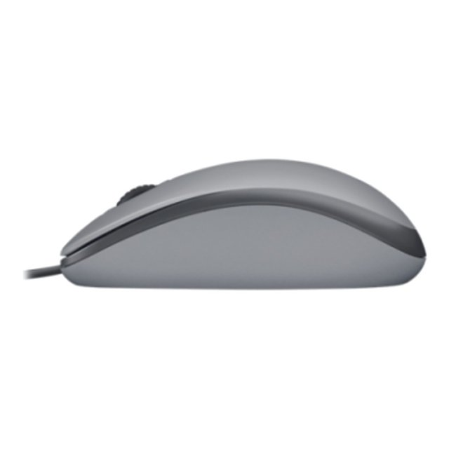 MOUSE LOGITECH M110 SILENT GRAY 1000 DPI WIRED 910-005494 - tienda online