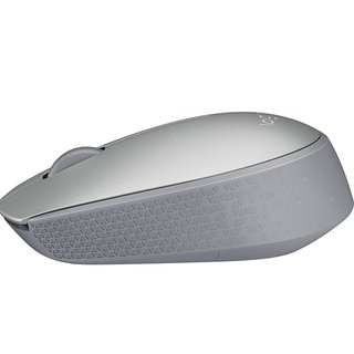 MOUSE LOGITECH M170 WIRELESS SILVER BLISTER 10MTS 910-005334 - comprar online