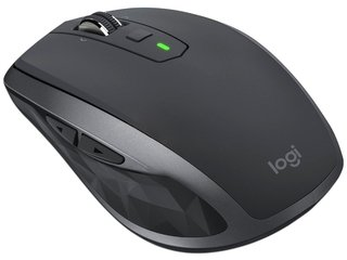 MOUSE LOGITECH MX ANYWAHARE 2S WIRELESS BLACK 910-005132