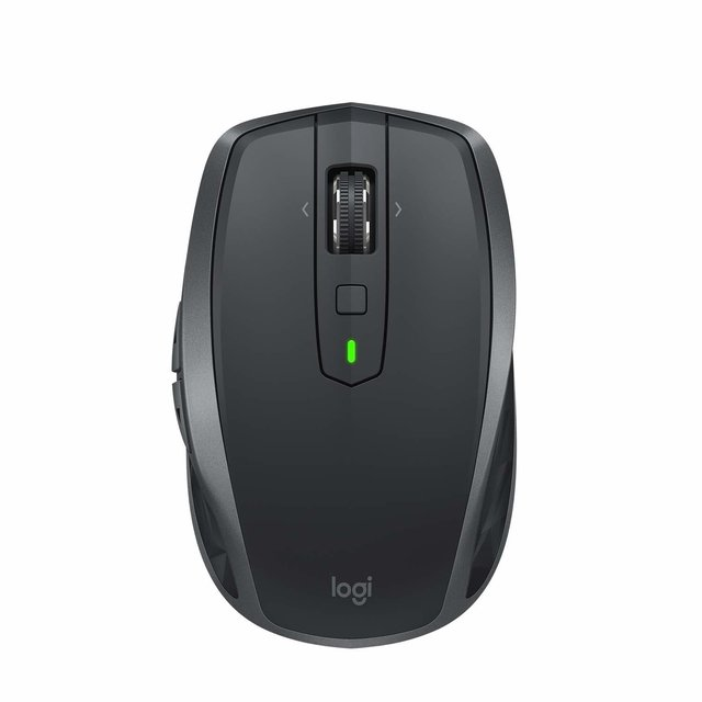 MOUSE LOGITECH MX ANYWAHARE 2S WIRELESS BLACK 910-005132 - comprar online