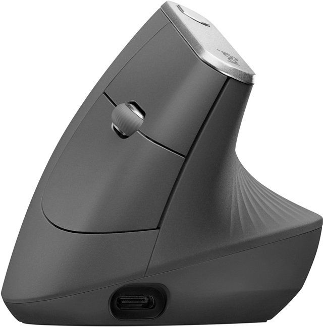 MOUSE LOGITECH VERTICAL MX ERGONOMIC WIRELESS 910-005447