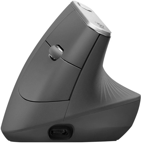 MOUSE LOGITECH VERTICAL MX ERGONOMIC WIRELESS 910-005447 en internet