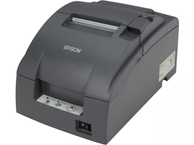 IMPRESORA TICKEADORA EPSON TM-U220B-767 ETHERNET IF 10/100MB