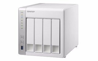 STORAGE NAS QNAP TS-431 4-BAY CORTEX A15 1.7GHZ 1GB + HD 4TB