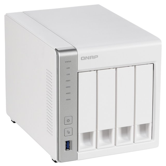 STORAGE NAS QNAP TS-431 4-BAY CORTEX A15 1.7GHZ 1GB + HD 4TB en internet