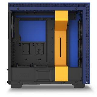 GABINETE NZXT H700i NINJA MIDTOWER TEMPERED GLASS FAN X4 - Exxa Store