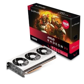 PLACA DE VIDEO SAPPHIRE RADEON VII 16GB HBM2 7NM