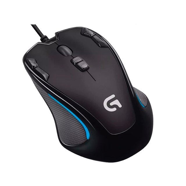 MOUSE LOGITECH G300S OPTICAL GAMING 2500 DPI 910-004344