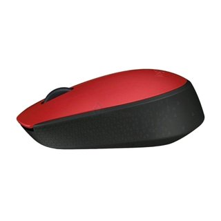 MOUSE LOGITECH M170 RED WIRELESS 1 PILA AA 10MTS 910-004941 - comprar online