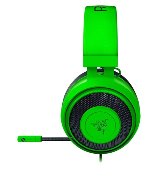 AURICULARES RAZER KRAKEN PC PS4 XBOX MOBILE CON CABLE GREEN en internet