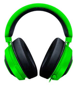 Imagen de AURICULARES RAZER KRAKEN PC PS4 XBOX MOBILE CON CABLE GREEN