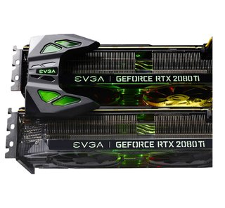 ACCESORIOS EVGA BRIDGE NVLINK SLI 4 SLOT SPACING RGB LED - Exxa Store