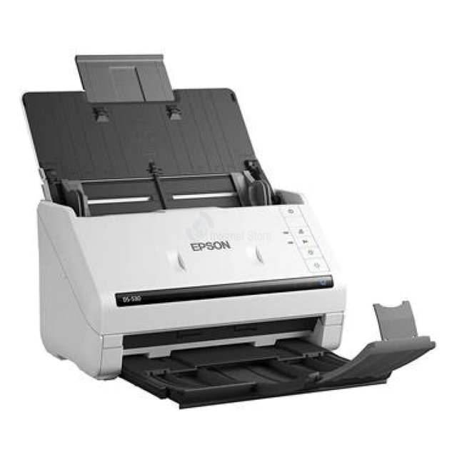 ESCANER EPSON WORKFORCE DS-530 35 PPM 600 DPI DUPLEX - comprar online