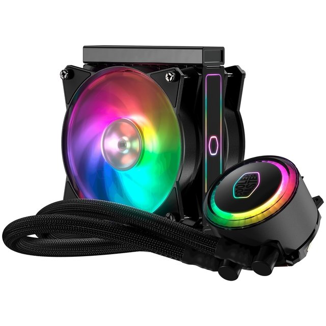 WATERCOOLING COOLER MASTER MASTERLIQUID ML120RS RGB 66.7 CFM