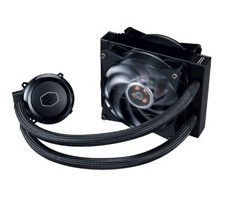 WATERCOOLING COOLER MASTER MASTERLIQUID ML120RS RGB 66.7 CFM - comprar online