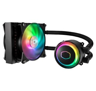 WATERCOOLING COOLER MASTER MASTERLIQUID ML120RS RGB 66.7 CFM en internet
