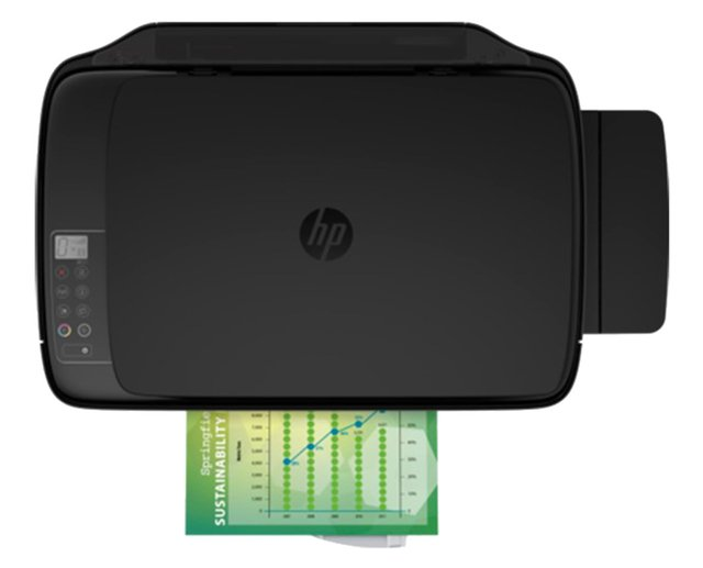 Imagen de IMPRESORA MULTIFUNCION HP INK TANK WIRELESS 415 Z4B53A