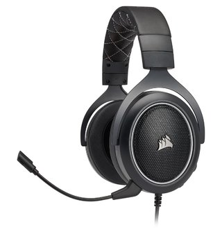 AURICULARES CORSAIR HS60 GAMING WHITE PC CELULAR PS4 XBOX
