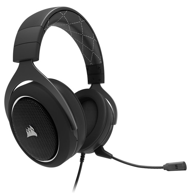 AURICULARES CORSAIR HS60 GAMING WHITE PC CELULAR PS4 XBOX - comprar online