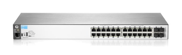 SWITCH HPE 24P ARUBA 2530-24G GIGABIT L2 J9776A