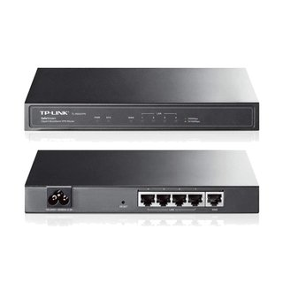 ROUTER 4P TP-LINK TL-R600VPN+ GIGABIT VPN SAFESTREAM F.WALL - Exxa Store