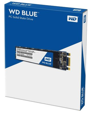 DISCO SSD 1TB WESTERN DIGITAL BLUE M.2 2280 560MB/S