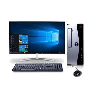 Imagen de PC EXO READY C2-V7788P INTEL CORE I7-8700 8GB 1TB 80+ W10P