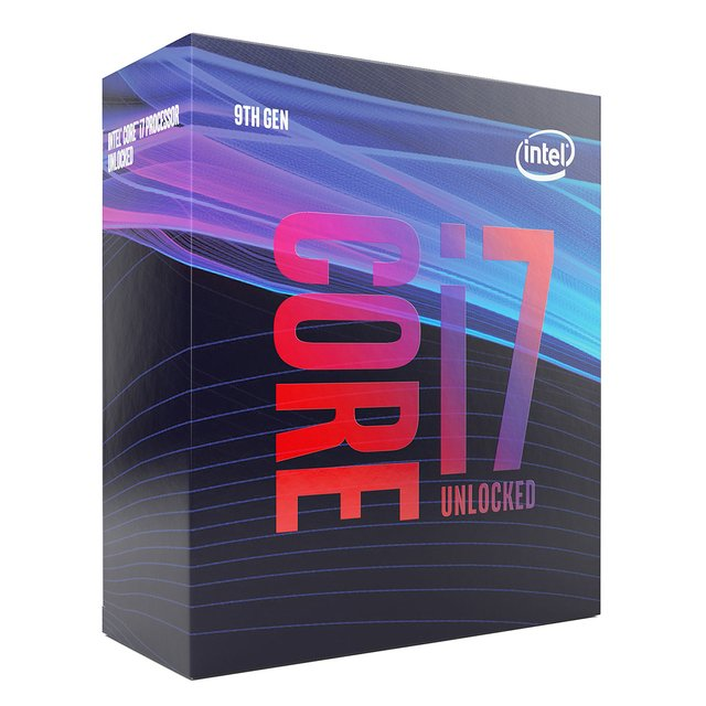 PROCESADOR INTEL CORE I7-9700K 3.6GHZ 8C 9M 95W C.LAKE 1151