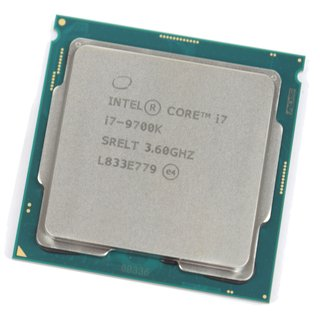 PROCESADOR INTEL CORE I7-9700K 3.6GHZ 8C 9M 95W C.LAKE 1151 en internet