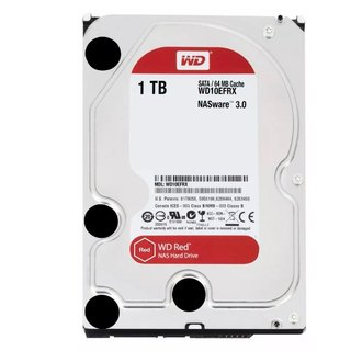 DISCO RIGIDO 1TB WD RED SATA3 3.5 6GB/S 64MB 5400RPM - comprar online