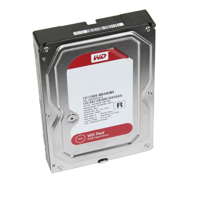 DISCO RIGIDO 1TB WD RED SATA3 3.5 6GB/S 64MB 5400RPM en internet
