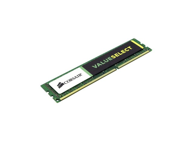 MEMORIA CORSAIR 8GB DDR3 1600MHZ VALUESELECT 11-11-11-30 - comprar online