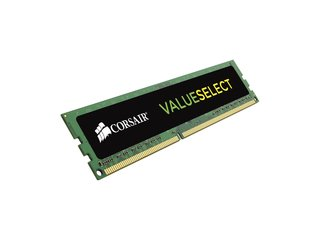 MEMORIA CORSAIR 8GB DDR3 1600MHZ VALUESELECT 11-11-11-30 - Exxa Store