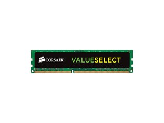 MEMORIA CORSAIR 8GB DDR3 1600MHZ VALUESELECT 11-11-11-30 - tienda online