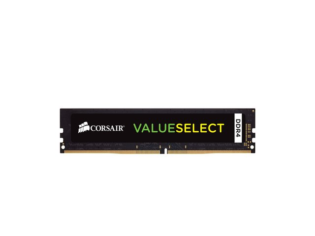 MEMORIA CORSAIR 16GB DDR4 2400MHZ VALUESELECT 16-16-16-39 - comprar online