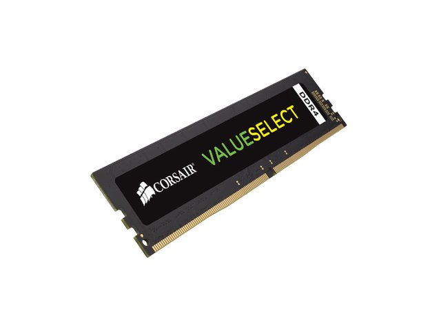 MEMORIA CORSAIR 16GB DDR4 2400MHZ VALUESELECT 16-16-16-39 - tienda online