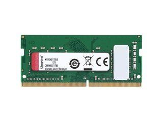 MEMORIA KINGSTON SODIMM 8GB DDR4 2400MHZ KVR24S17S8/8 CL17 en internet