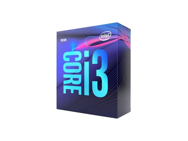 PROCESADOR INTEL CORE I3-9100F 3.6GHZ 4C 6MB 65W C.LAKE 1151